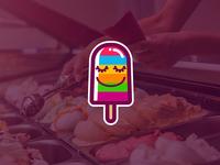 Small ice cream logo