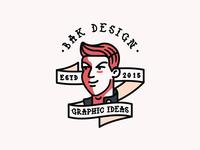 Bak Design logo avatar