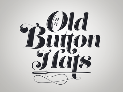 Old Button Hats