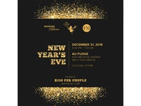 NYE 2016 Party