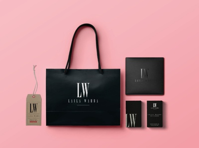Laila Wahba branding
