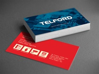 Telford Business Card