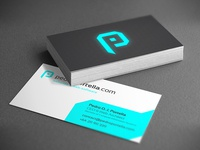 PedroPortella.com Business Card