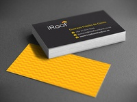 iRoof Business Card