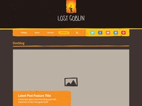 Lost Goblin Website