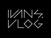 IVANS. VLOG Logo