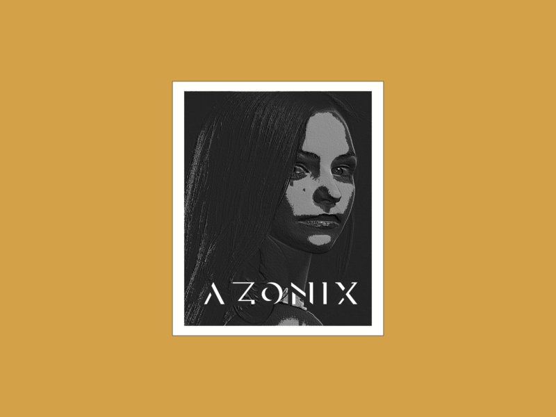 Dramatic Contrast portraits graphic portrait girl character character girl illustration letters lettering typography design illustration graphic design