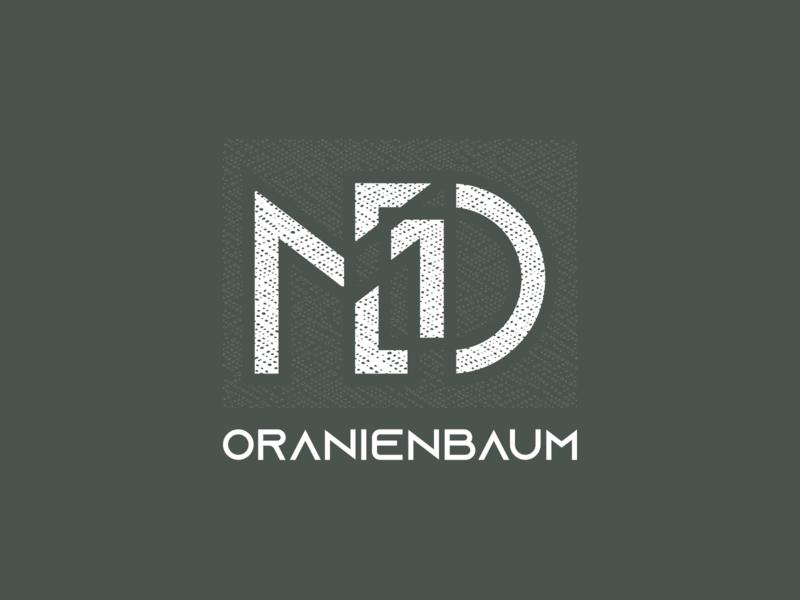 M Plus D Monogram Logo monogram logo typography graphic design branding logo logo design vector design