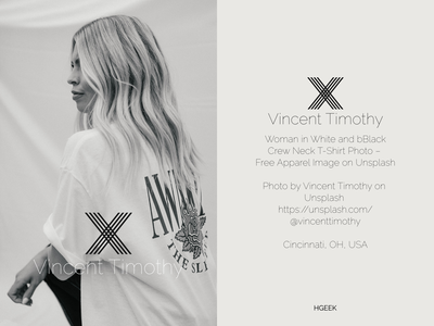 Vincent Timothy photographyphoto photographyphoto photography t-shirt woman fashion fashionphotography abstractmark abstract logo lettermark monogram logo typography branding logo logo design vector design