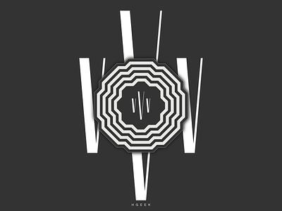 Velvet Vino 3 lettermark abstract logo abstractmark abstract design branding logo logo design vector design