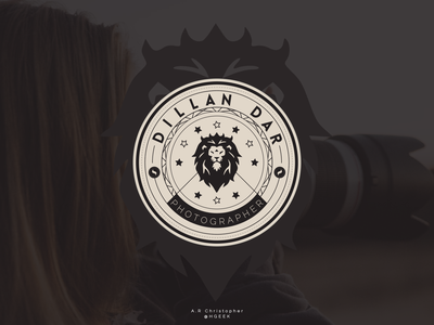 DILLAN DAR #1 vector design typography branding design image branding flat design graphic design branding logo logo design vector design