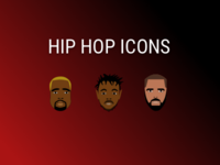 Hip Hop Icons