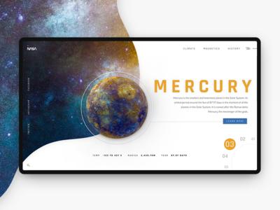 Mercury - Sol's System