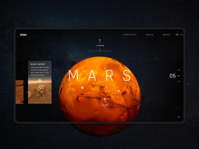 Mars - Sol's System