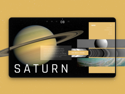 Saturn - Sol's System