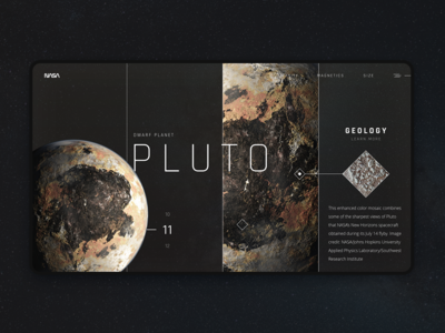 Pluto - Sol's System