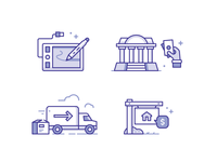More Service Icons