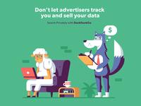 Ad Tracking Predator