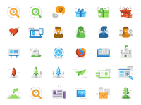 DuckDuckGo Icons