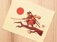 Shinobi Print