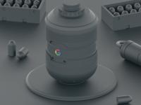 Google Hand Grenade