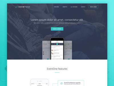 Eventone website