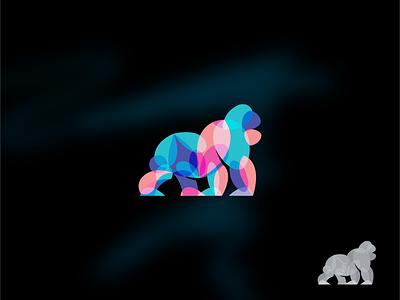 Gorilla sale icon logo beq gorilla