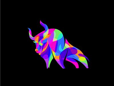 B forsale ui beq illustration icon animals bison bull