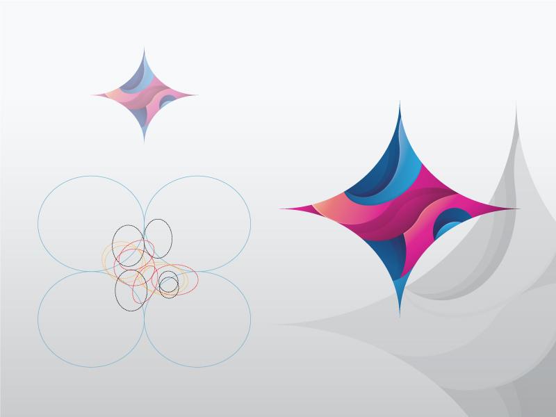 Star stylish sporty for sale branding forsale beq progress wave star star logo