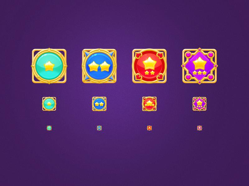 Anniversary icons icon