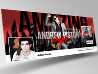 Singer or Musician Facebook Cover 1