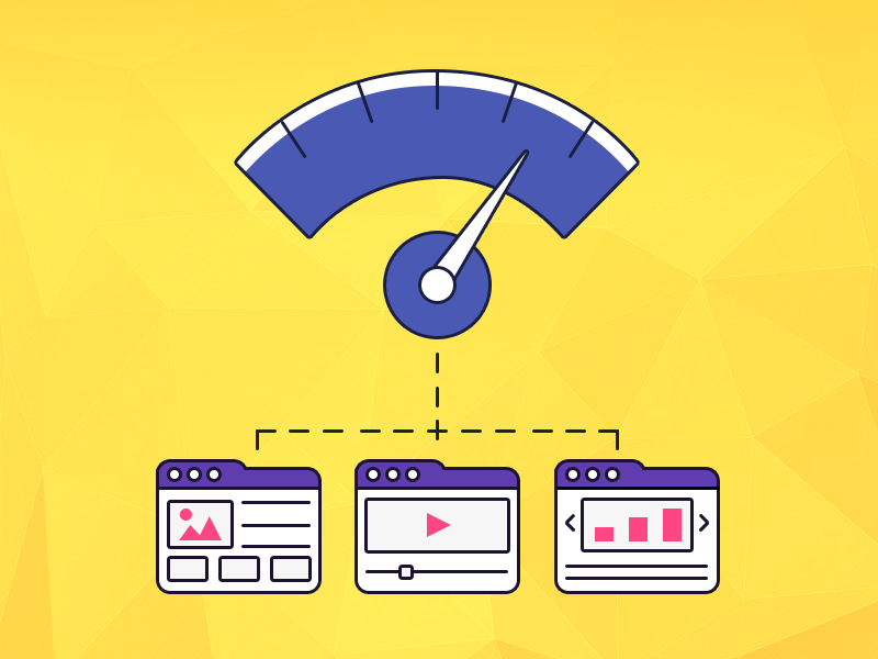Web Analytics Material Icon design web illustration color icon material ux ui