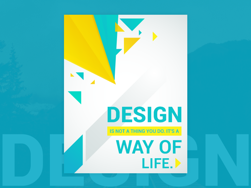 Quotes Creative Design By Khuram Jameel Dribbble Dribbble