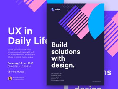 Branding - Poster Set