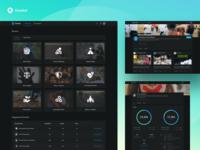 Crowdfunding Web App Dashboard part 2