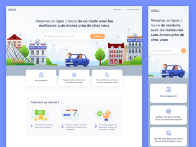 Auto Ecole   Driving School Marketplace
