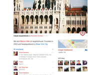 New WHP web interface — photoview