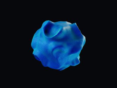 Substance virus bacterium sphere redshift c4d render motion simple design simulation cinema4d 3d