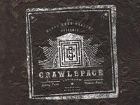 Crawlspace Art Show Logo