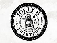 Jolly B 13 Logo