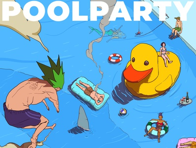 POOLPARTY!