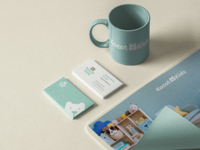 KocotKids.com, logo redesign brandglow producer furniture kids business cards stationery redesign logotype logo