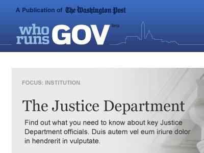 Who Runs Gov Website Design profiles government wiki