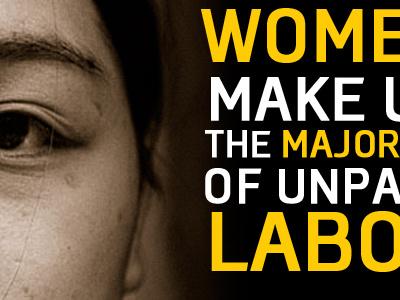 Gender Equality Transit Shelter Poster poster equality branding
