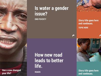 Zero Poverty Generation Website website poverty