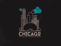 Chicago : Millenium Park
