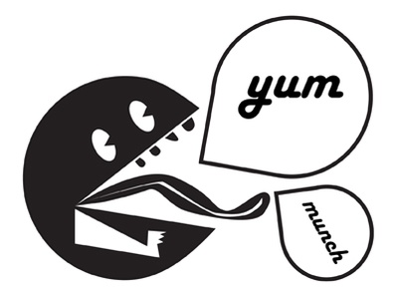 Logo Draft  logo circular ] character circular character yum