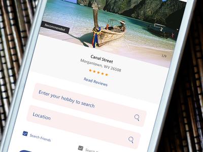 KiteSurf Best Location Finding App