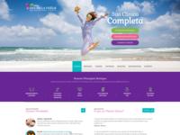 Clínica Ana Paula Fidélis Website