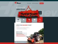 Himev OnePage Website